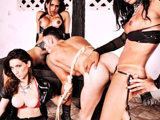 Adriana, Jade et Lynda